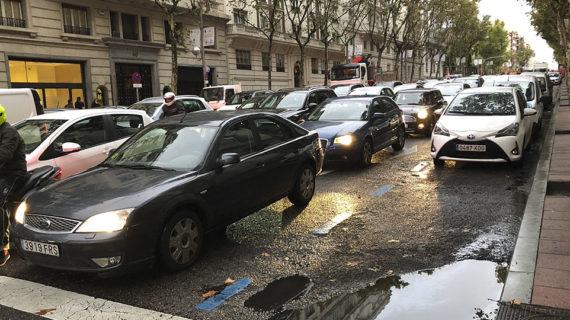 Los vehículos asegurados crecen un 2,11% en el primer semestre del año