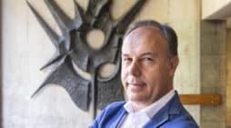 Juan Luis Barahona es presidente de Feneval. Fotografía de Daniel Santamaría / ©Fleet People