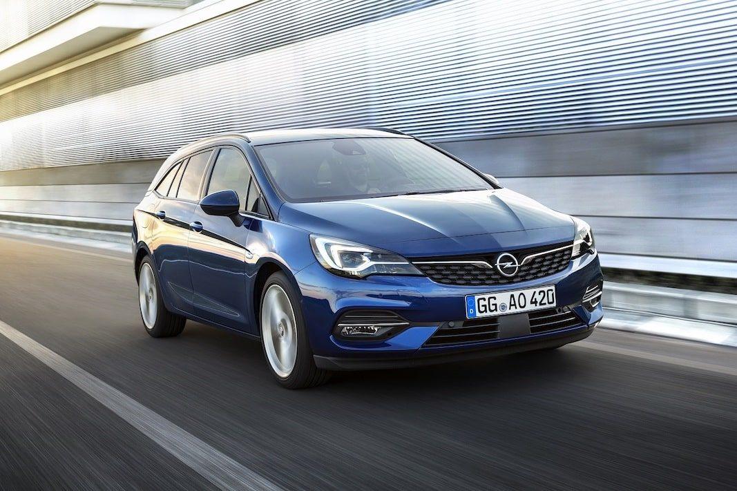 Opel logra reducir el CO2 hasta en un 19% en la renovación del Astra