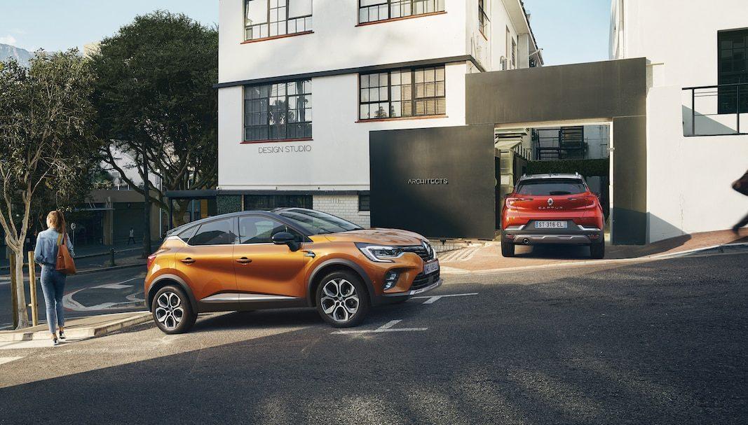 Renault Captur, totalmente nuevo, más internacional y con híbrido enchufable