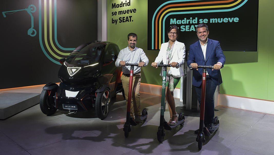 Seat anuncia el lanzamiento de un servicio de carsharing para empresas