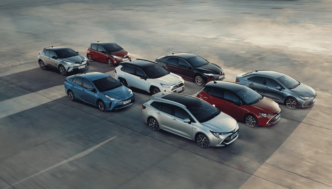 Toyota España vendió 43.385 vehículos en la primera mitad del año