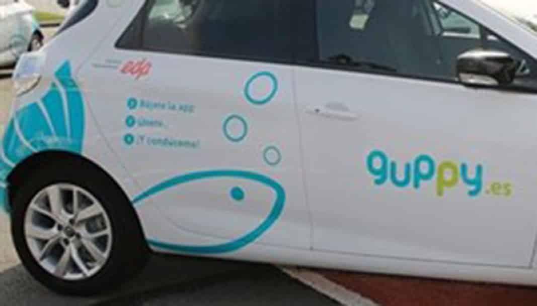 El carsharing Guppy comenzará a operar en Asturias en agosto
