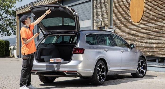 Volkswagen y Nacex lanzan el primer servicio de entrega de paquetes
