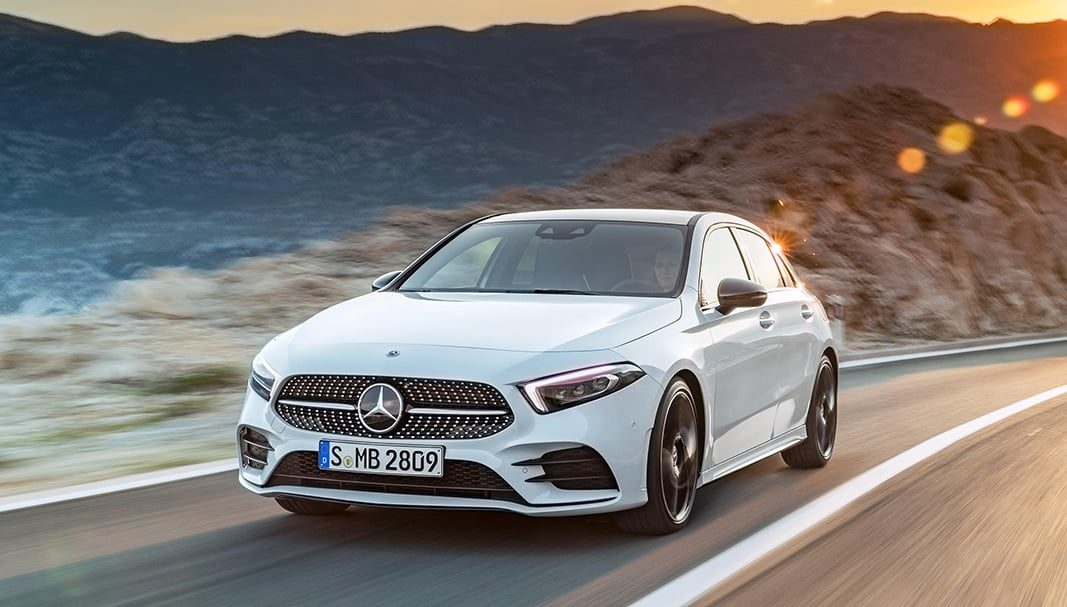 Las ventas de Mercedes-Benz Cars caen un 4,7% en el primer semestre
