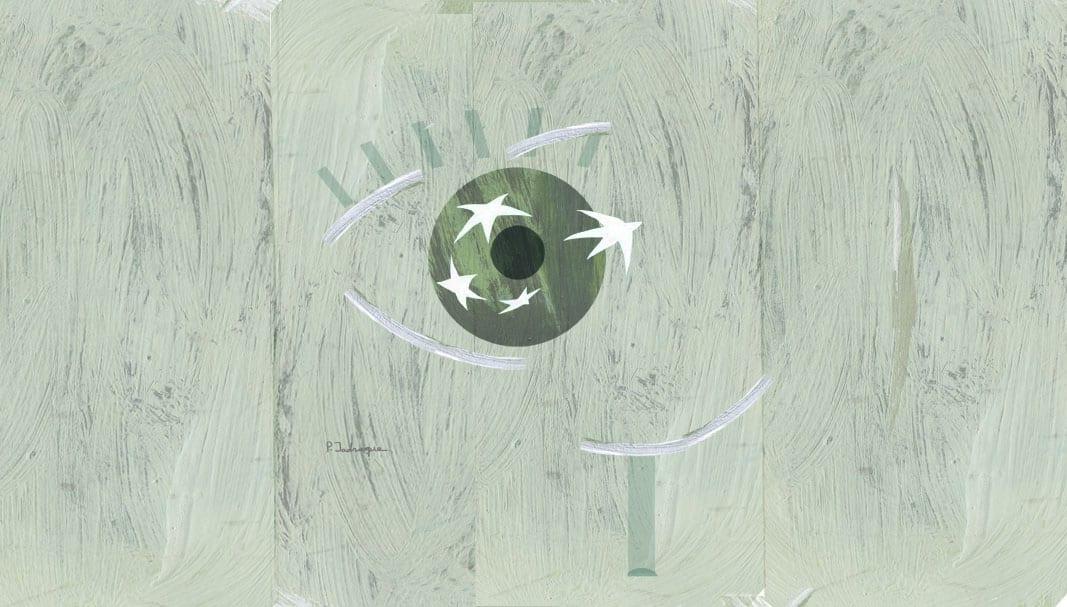 Una ilustración que refleja la identidad corporativa de Arval. ILUSTRACIÓN: PATRICIA JADRAQUE @FLEET PEOPLE