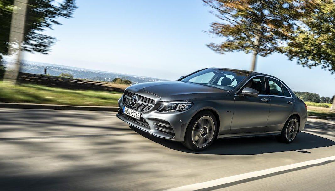 Mercedes-Benz lanza el enchufable C 300 e, su octavo modelo con tecnología EQ Power