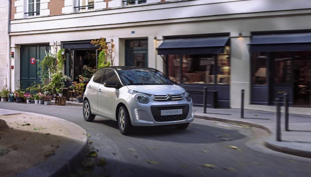 El C1 también celebra el centenario de Citroën con una edición Origins