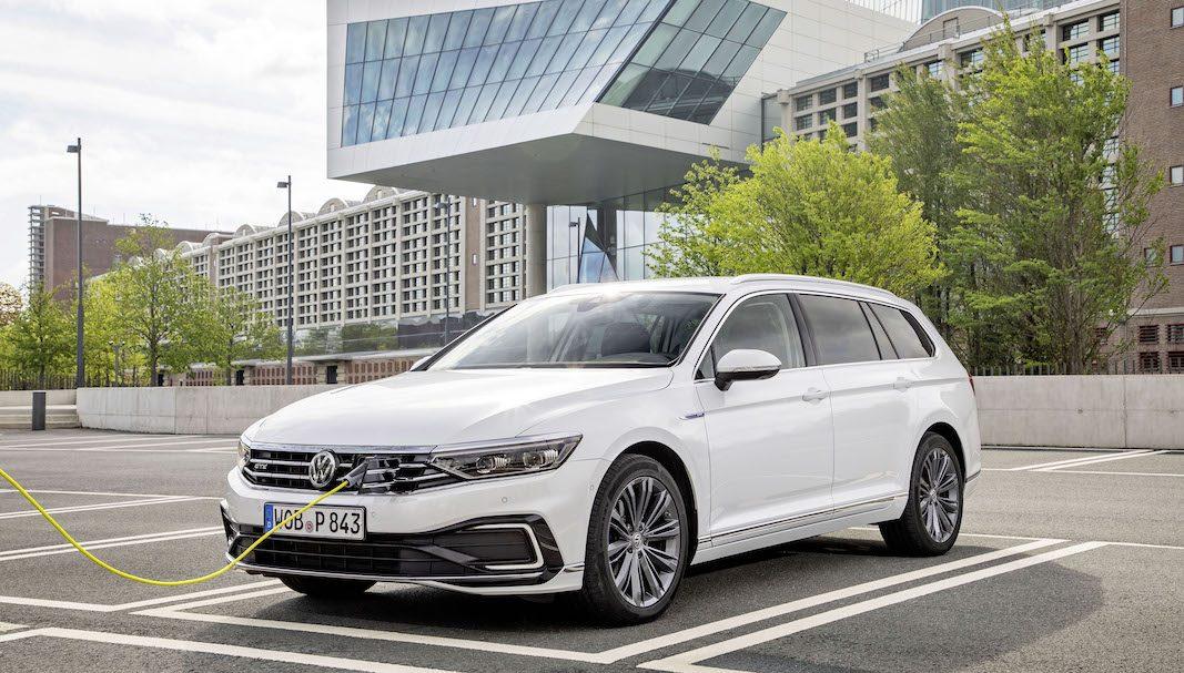 El enchufable Volkswagen Passat GTE, con más autonomía eléctrica
