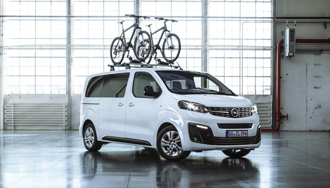 El Opel Zafira cambia de formato para convertirse en un monovolumen todo uso