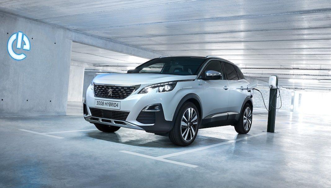 Peugeot ofrece el 3008 Hybrid con 59 kilómetros de autonomía