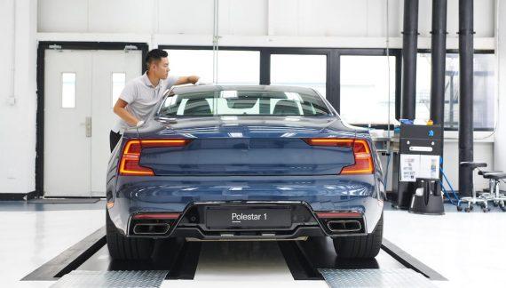 Volvo invertirá 97 millones en EEUU para producir el Polestar 3