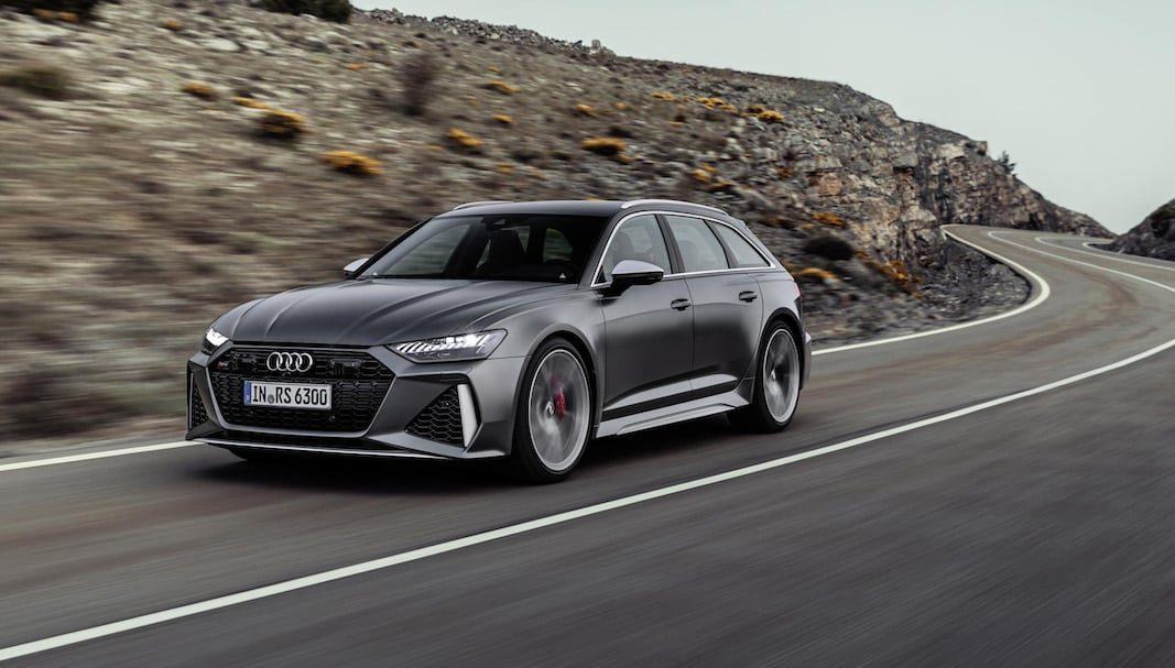 Audi RS 6 Avant, un familiar con prestaciones de monoplaza