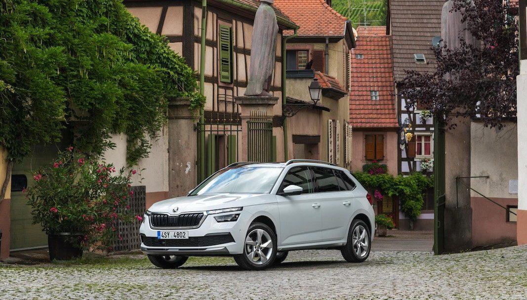 Kamiq, el nuevo SUV de Skoda, en el mes de octubre y desde 14.900 euros
