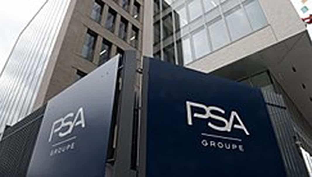 El grupo PSA aumentó sus ventas mundiales un 6% en julio