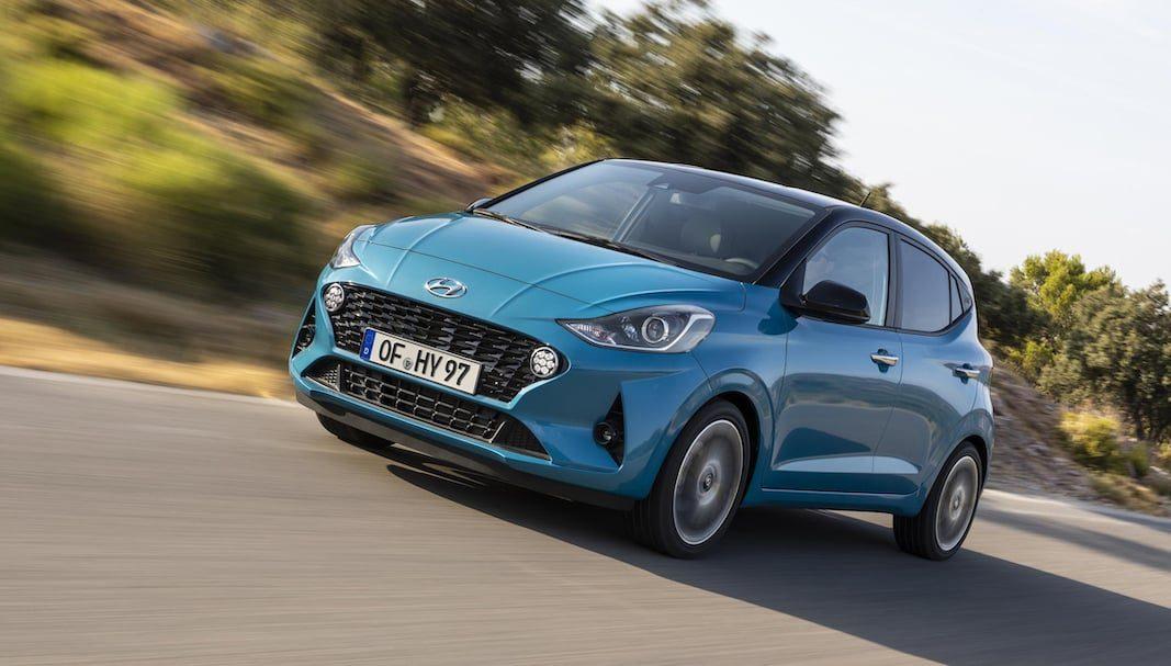 Hyundai da a la nueva generación del pequeño i10 el lema 'Go Big' (Ve a lo grande)