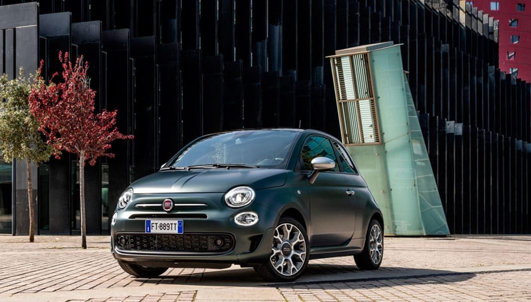 Fiat anuncia el lanzamiento su E-Commerce de renting en internet