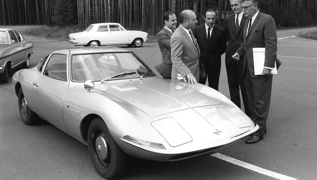 Opel repasa 55 años de hitos a cargo de sus diseñadores
