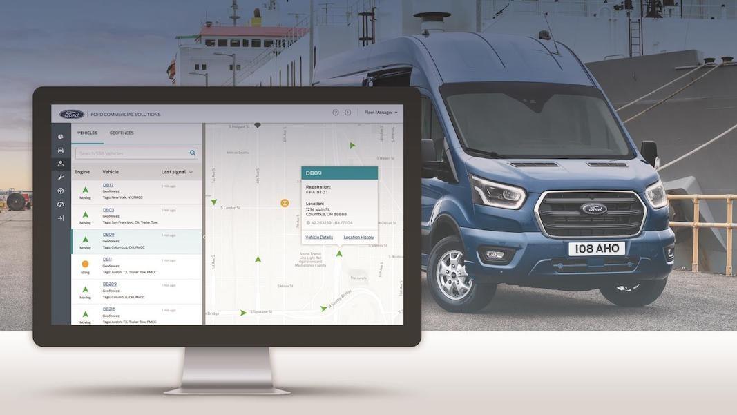 Ford desarrolla un software para entregas de última milla