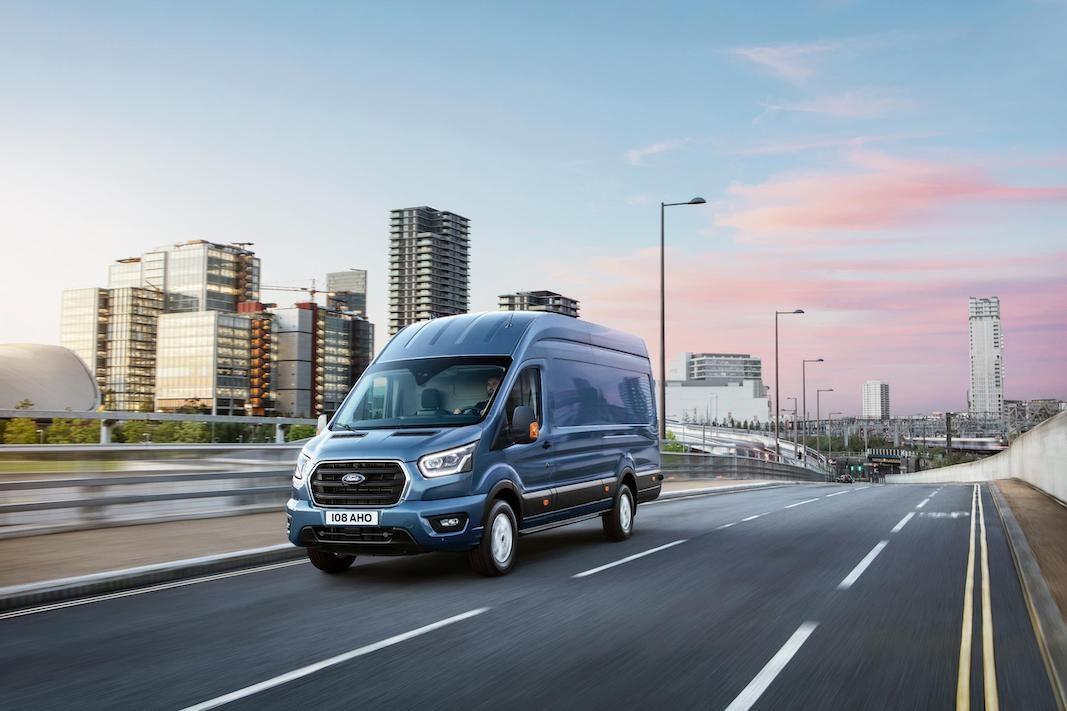 Ford Transit de 2 toneladas, una opción para aumentar la productividad de las empresas