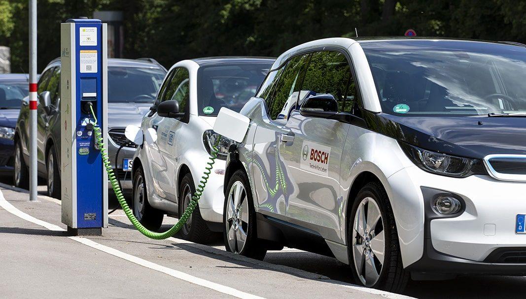 Bosch cierra 13.000 millones en pedidos de electro movilidad