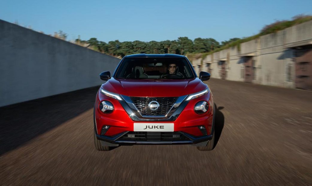 _3 – 6pm CET – New Nissan JUKE Unveil Dynamic Outdoor – 1-source.Sep