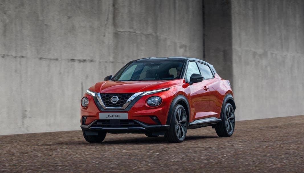 Nissan redefine el Juke en su nueva generación, nueve años después