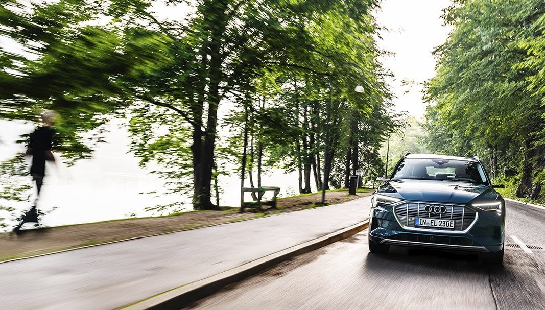 Audi prevé reducir las emisiones de sus vehículos un 30% para 2025