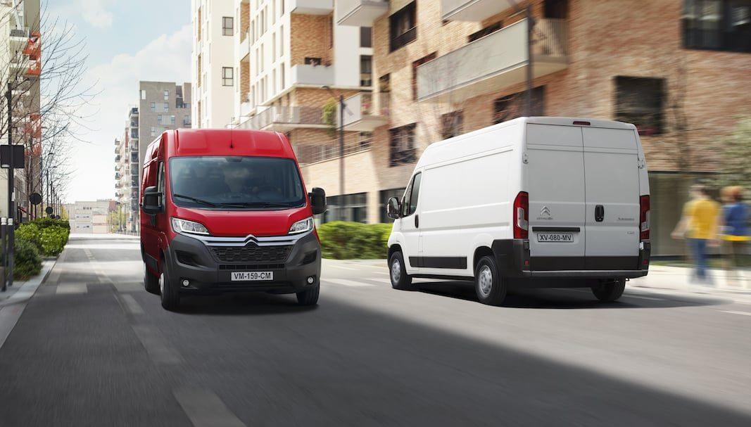 Citroën reestructura la gama profesional Jumper para adaptarla a todo tipo de uso
