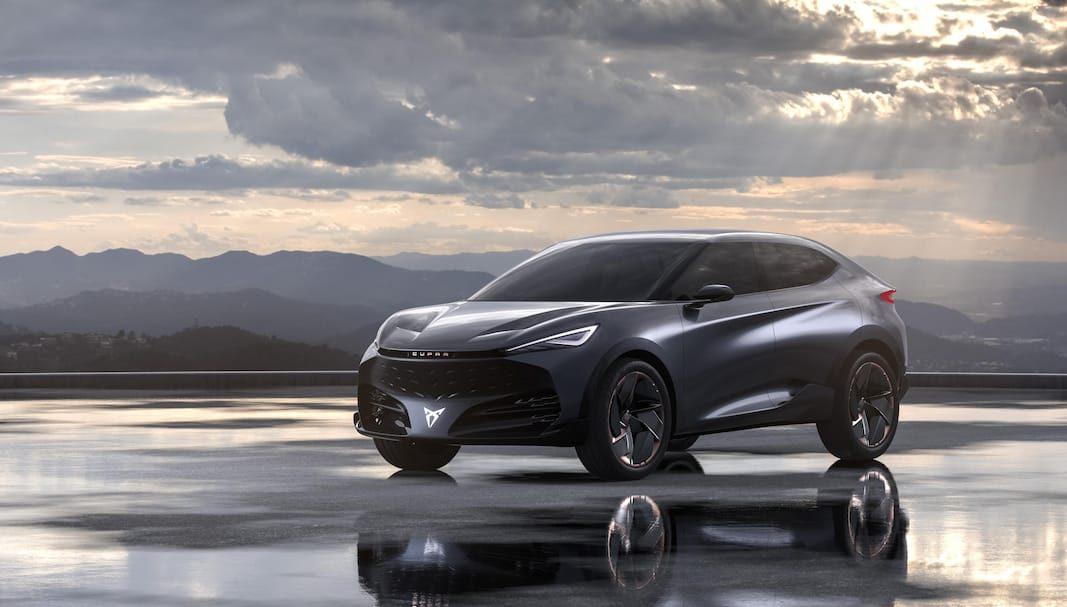 Tavascan, el concept car con el que Cupra muestra su futuro eléctrico