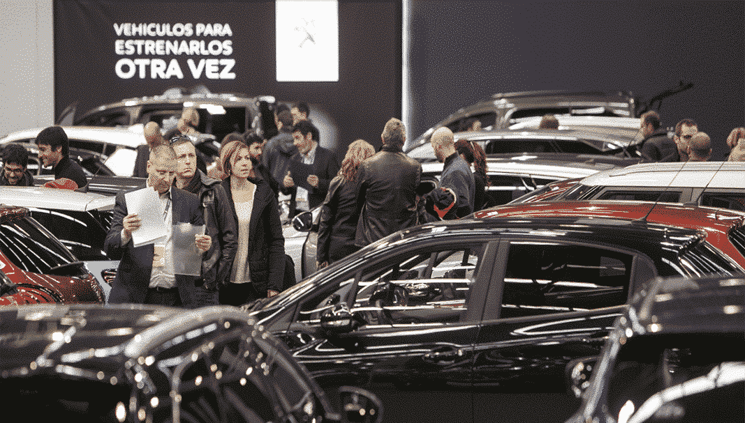 El precio del vehículo de ocasión sube un 0,8% en agosto
