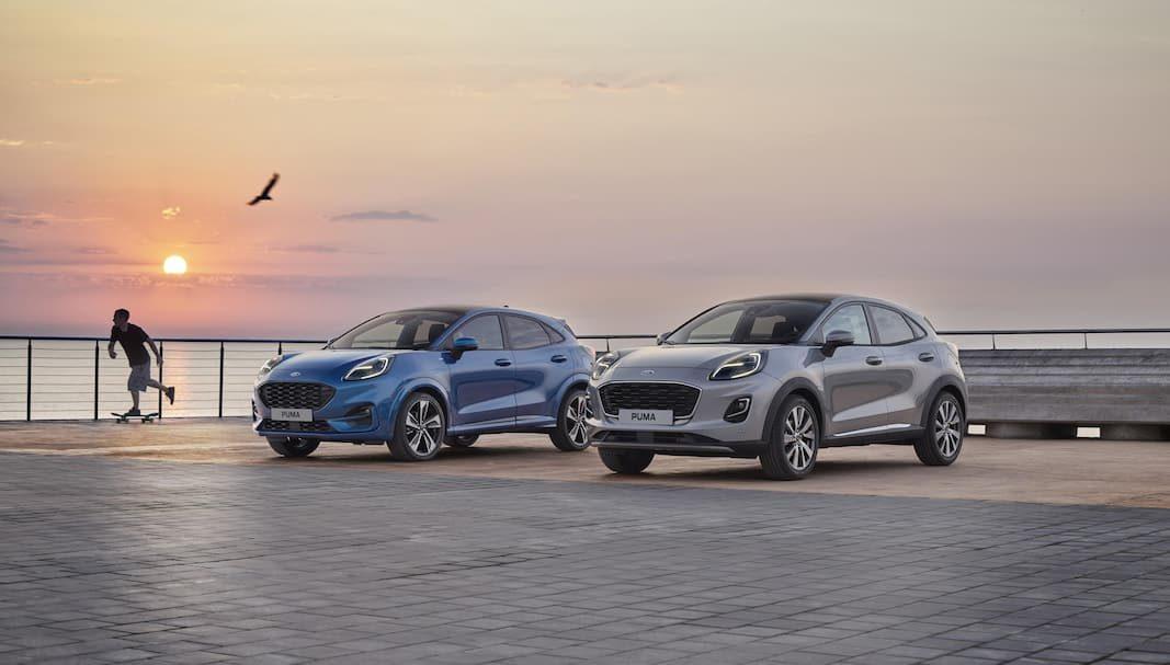 Ford Puma ya tiene precio para España, a partir de 21.925 euros