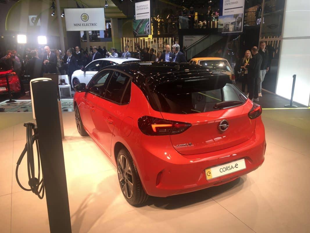 Opel Corsa e. / FOTOGRAFÍA: FLEET PEOPLE