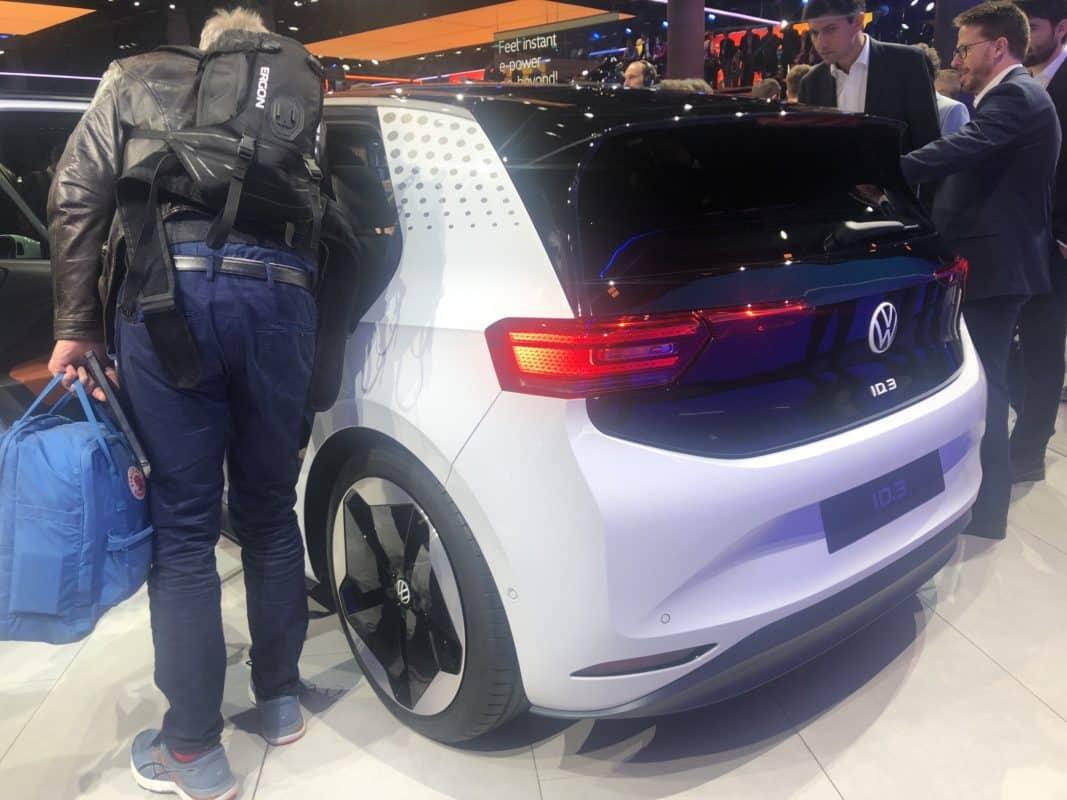 Volkswagen ID.3. / FOTOGRAFÍA: FLEET PEOPLE