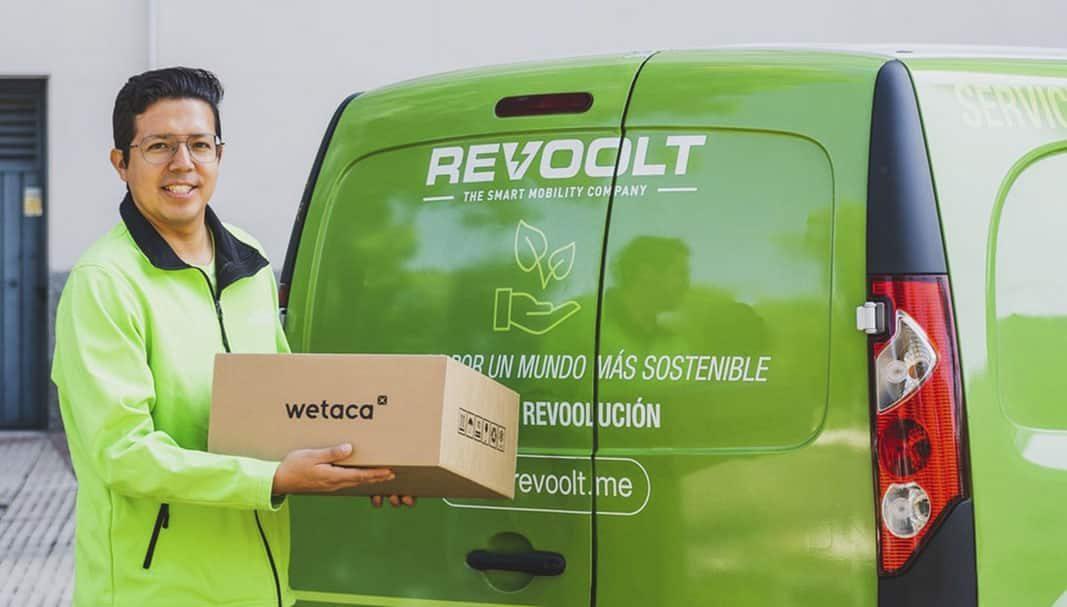 Revoolt añade a su cartera de clientes a la empresa Wetaca