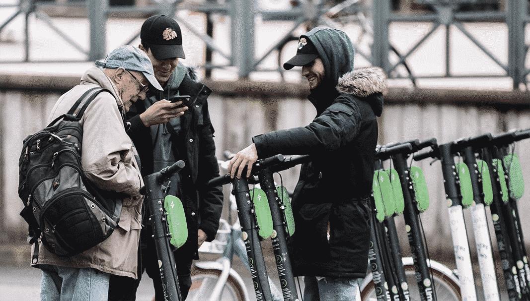 Lime logra más de 400.000 usuarios y 1,5 millones de trayectos en un año