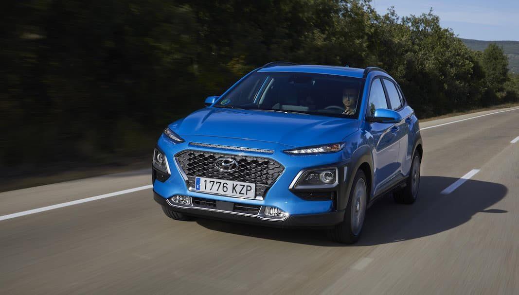Hyundai amplia la familia Kona con una opción híbrida