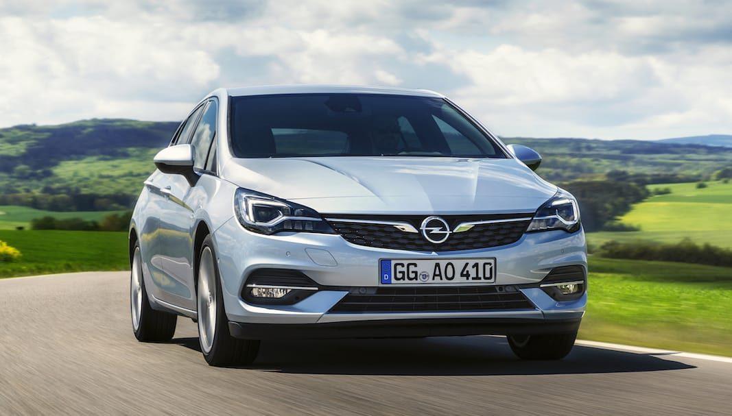 Opel ya admite pedidos del nuevo Astra, desde 21.800 euros