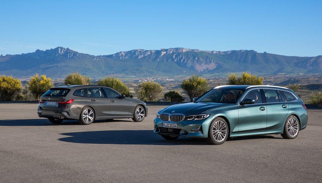El nuevo BMW Serie 3 Touring, desde 45.950 euros