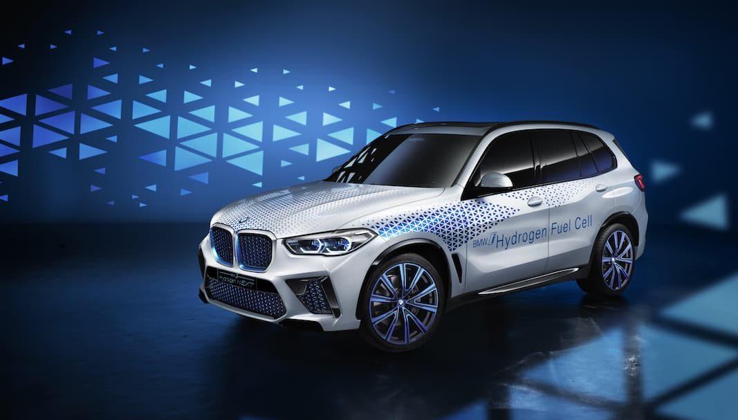 BMW retoma el hidrógeno y presenta en Fráncfort el BMW i Hydrogen NEXT