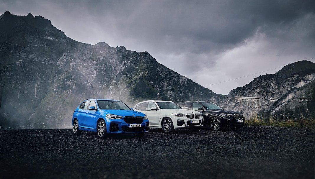 BMW prepara el lanzamiento en 2020 de un nuevo enchufable, el X1 xDrive25e