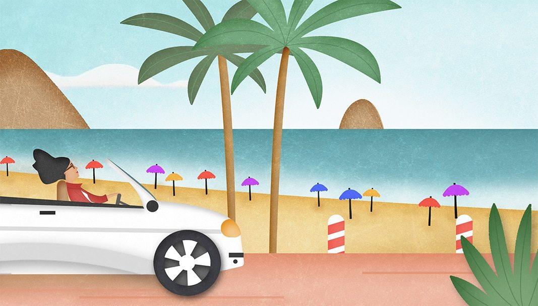 El rent a car corre (mucho) para adaptarse a la movilidad digital
