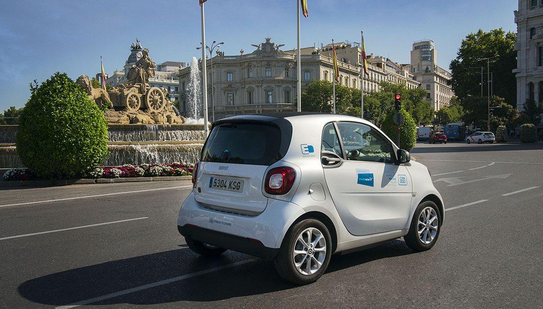 Share Now apoya un proyecto universitario por la movilidad madrileña