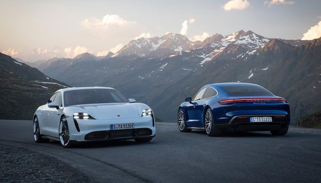 Porsche estrena el Taycan, el eléctrico que en España cuesta 155.648 y 189.528 euros