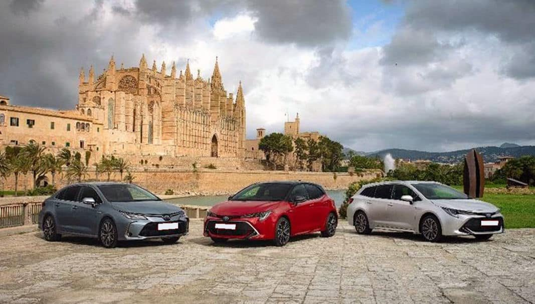 Avis incorpora el Toyota Corolla Hibrid a su flota Eco