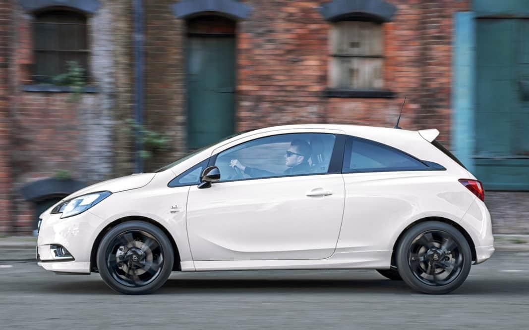 Opel Corsa. / FOTOGRAFÍA: OPEL