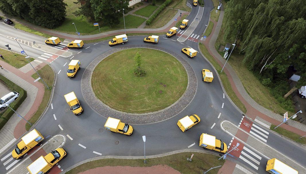 DHL suma ya más de 10.000 StreetScooters de última milla en Alemania