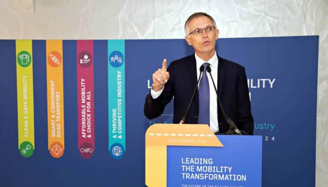 ACEA presenta las bases para afrontar la transformación de la automoción