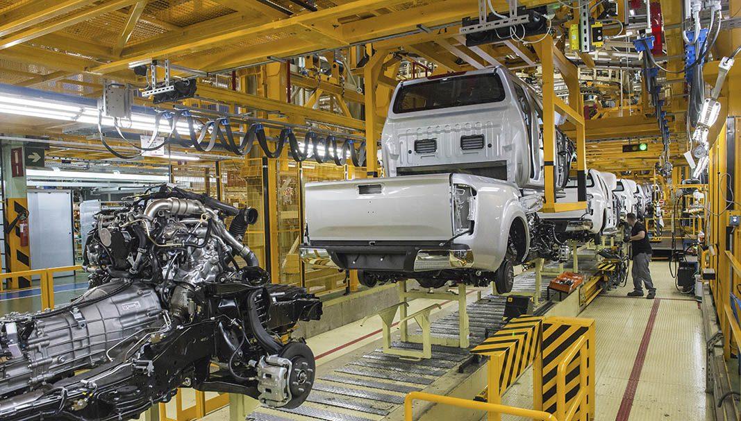 Las fábricas españolas aumentan un 17,2% la producción en septiembre