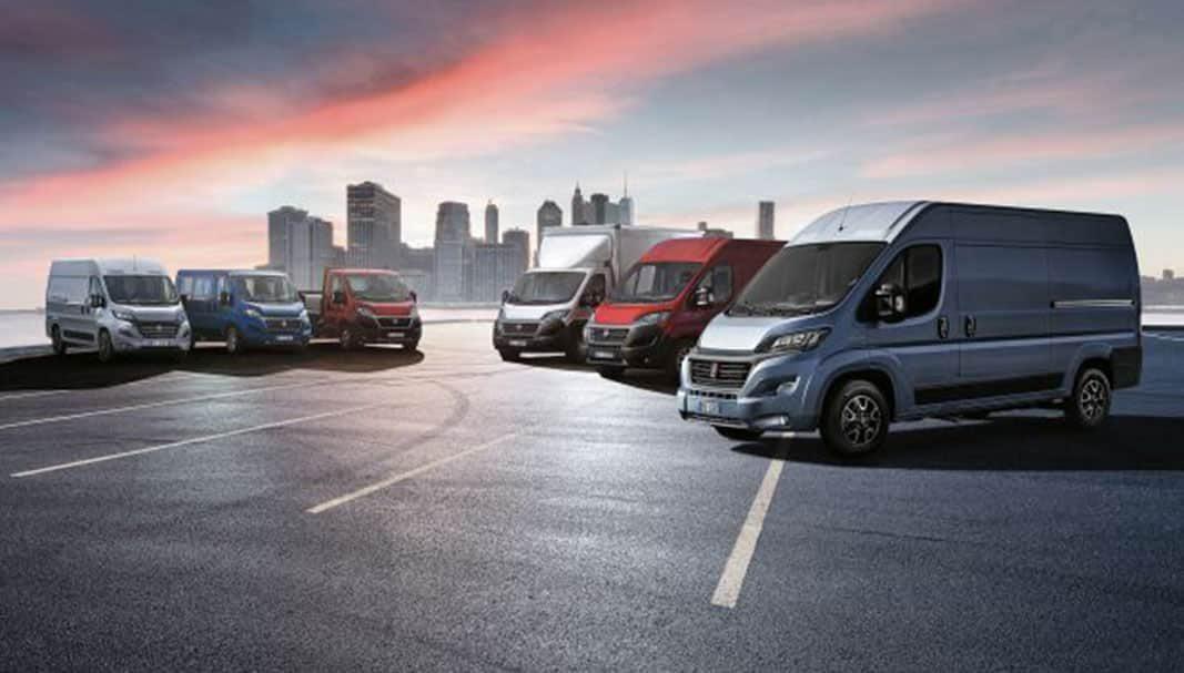 Fiat incluye cinco años de garantía en toda su gama profesional